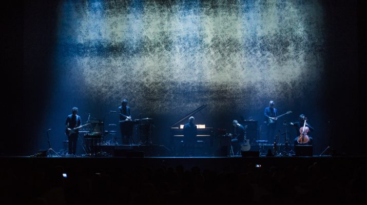 Ludovico Einaudi Hallenstadion 2018 - ® Photo by Gloria Bressan
